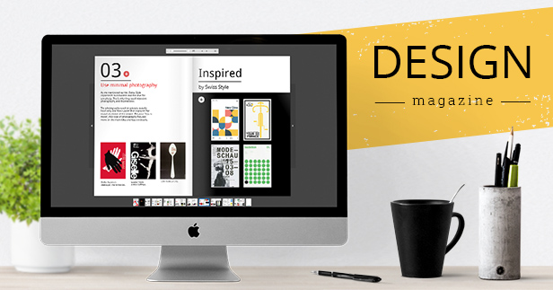a graphic design magazine for designers. Black Bedroom Furniture Sets. Home Design Ideas