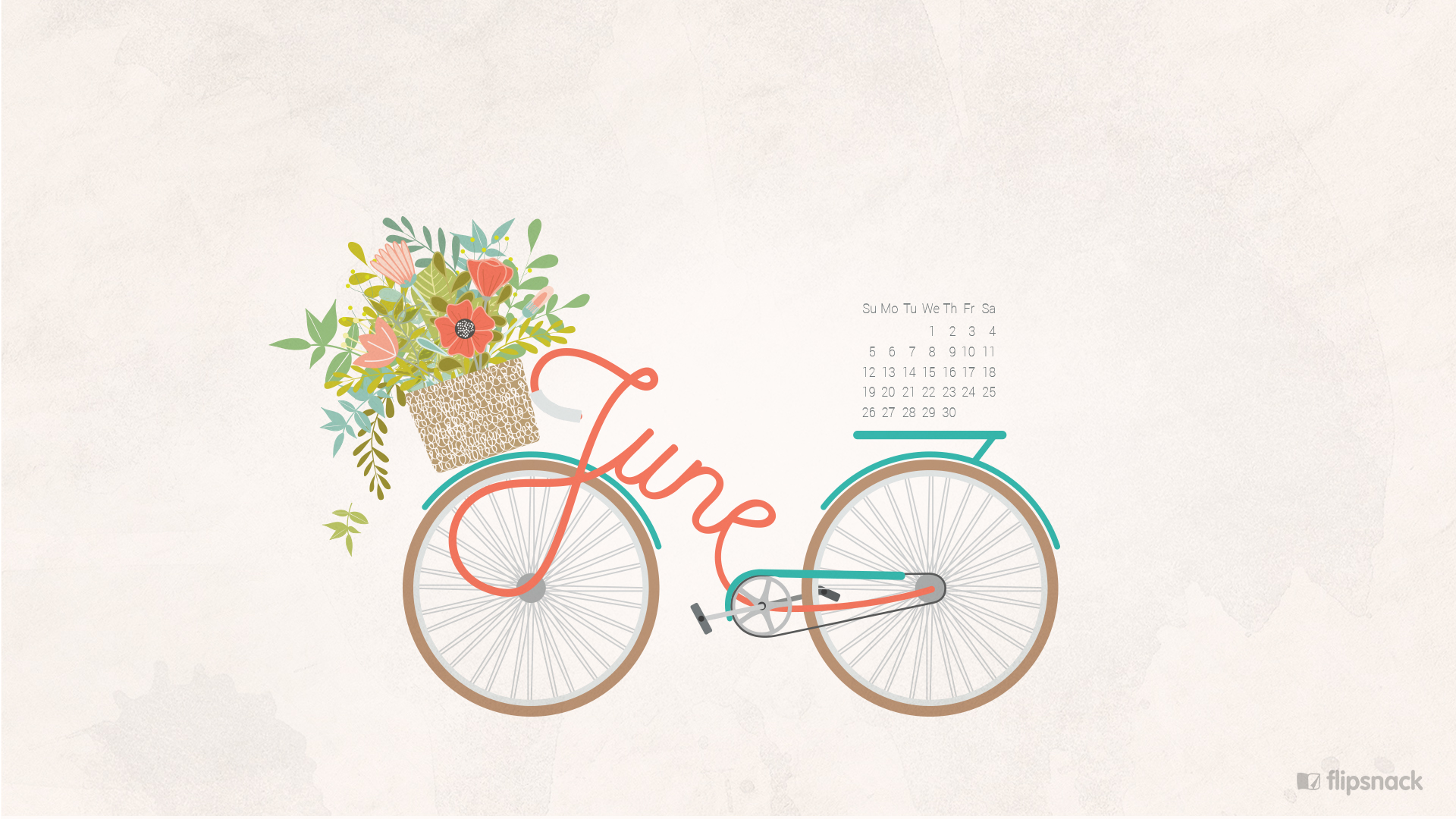 Calendar Background June : June free calendar wallpaper desktop background