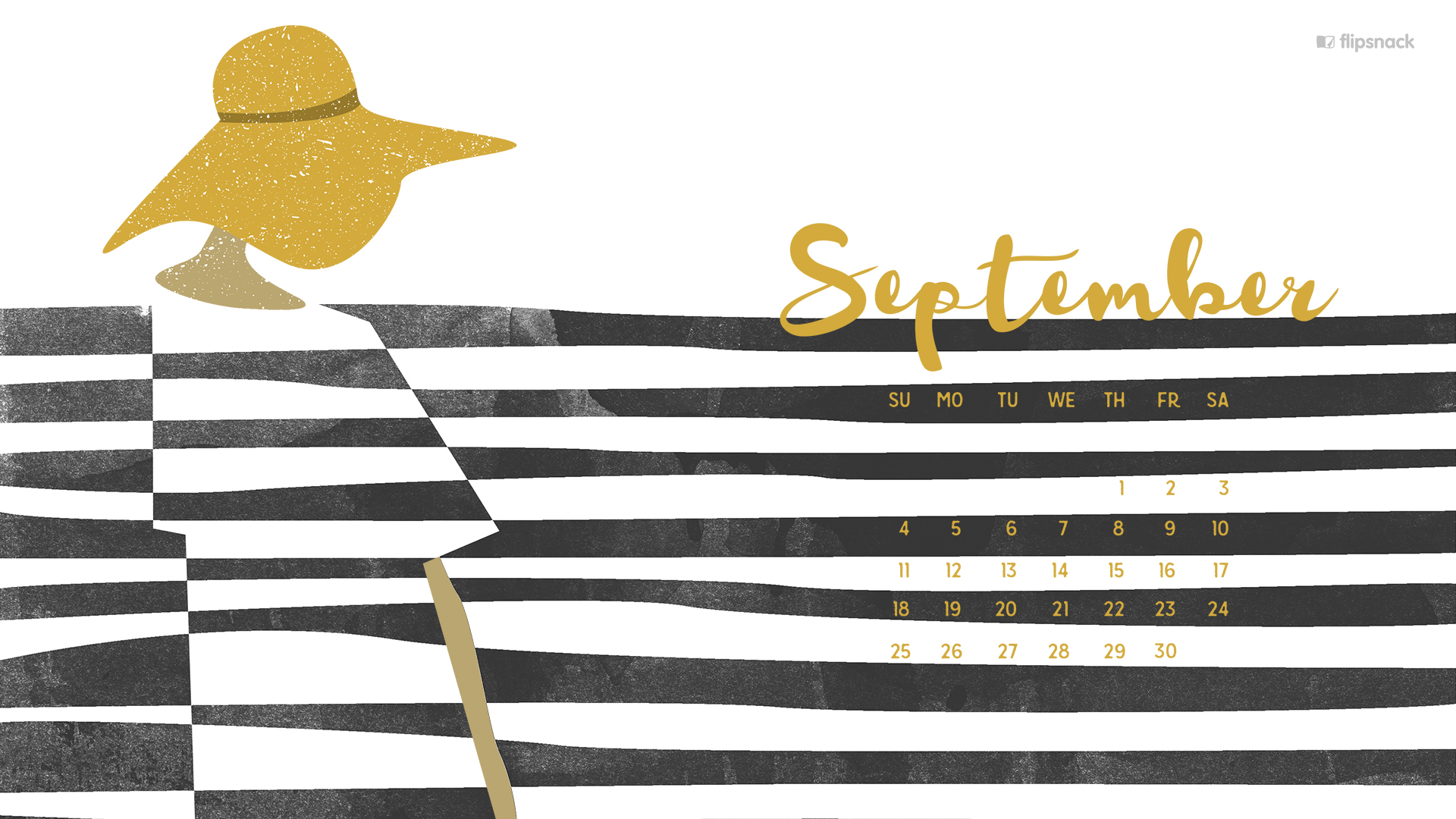 september 2016 free calendar desktop wallpaper download calendar 1920a—1080